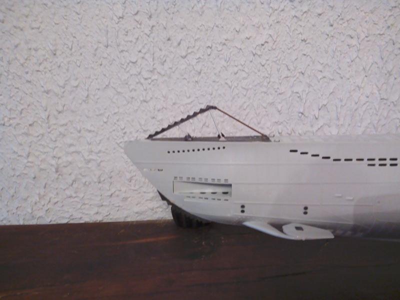 U boat VIIc  Set pe résine Eduard / CMK - Page 2 989953IMG20151115084142