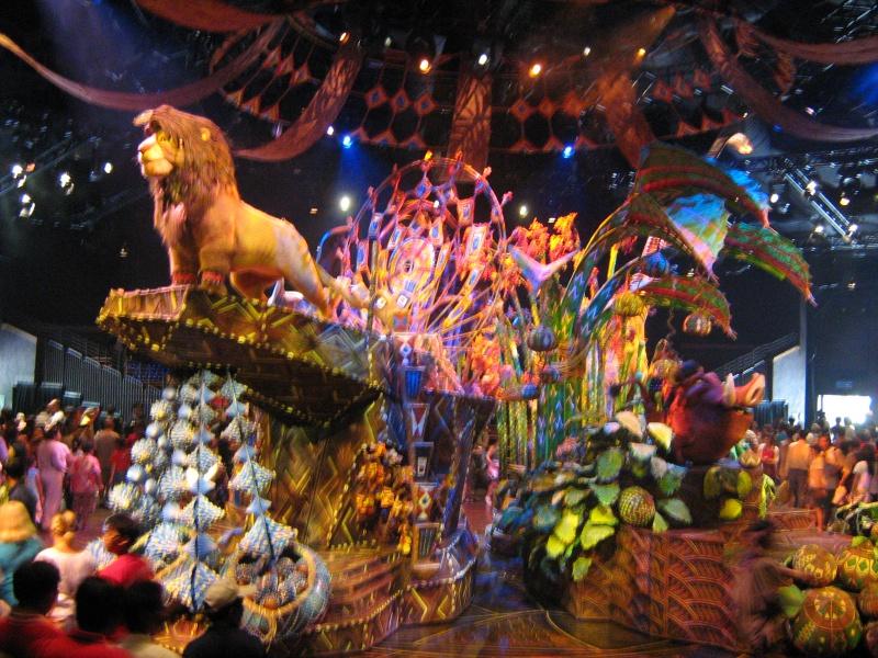 [18-31 octobre 2014] Voyage de noces à Walt Disney World et à Universal - Page 12 990270festivalofthelionkingtheaterinthewild52