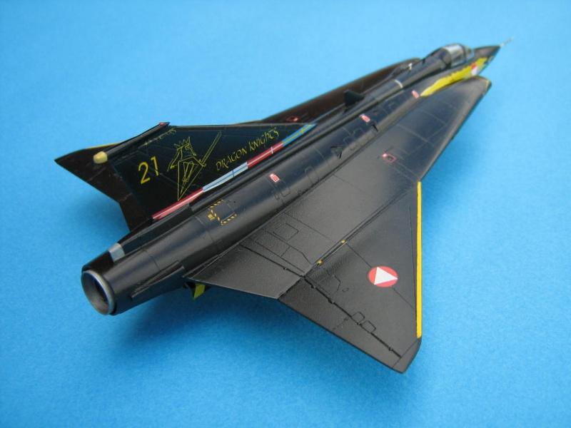 Saab J-35 Ö Draken 1.Staffel [Hasegawa 1/72] 991307IMG1128