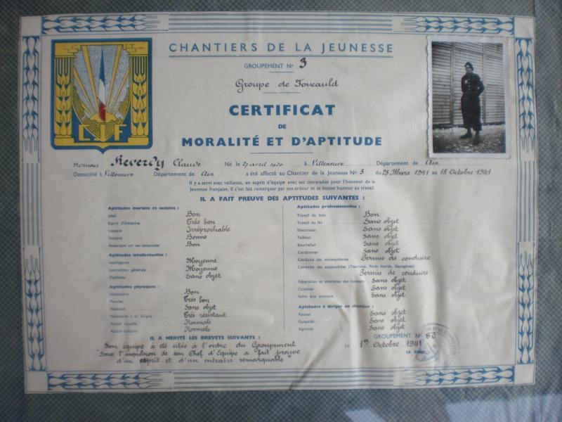 Les chantiers de la jeunesse française / CJF - Page 4 992056P7110101