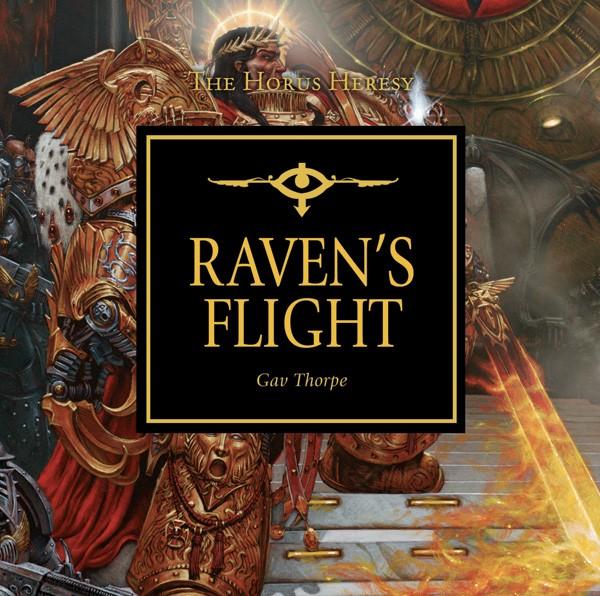 [Horus Heresy] Raven's Flight de Gav Thorpe 992289RavensFlight