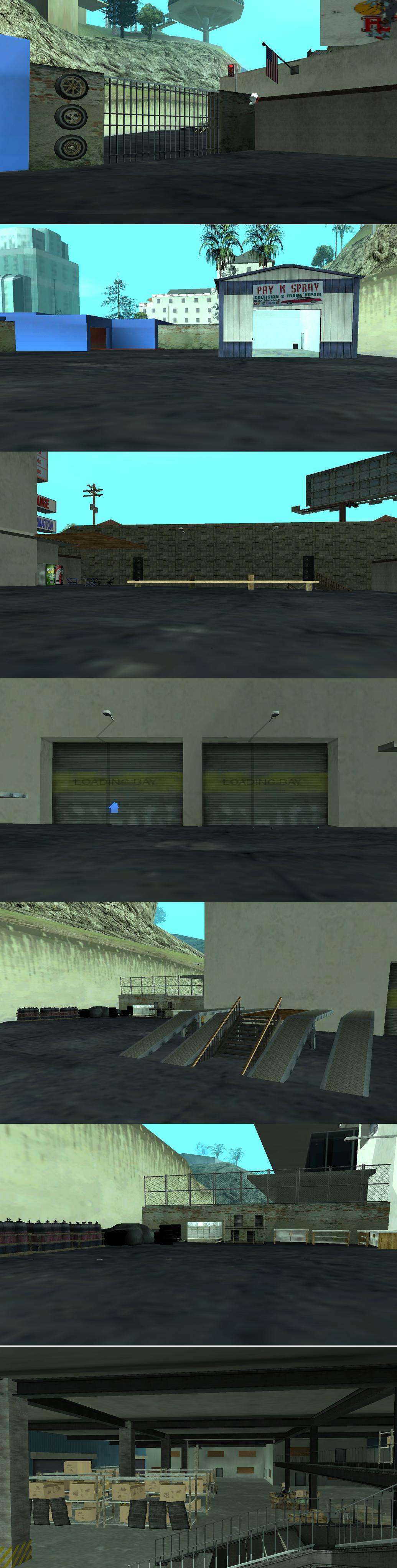 (ENCHERE) Garage LSNR? -PORTAIL-. 992454spawn6