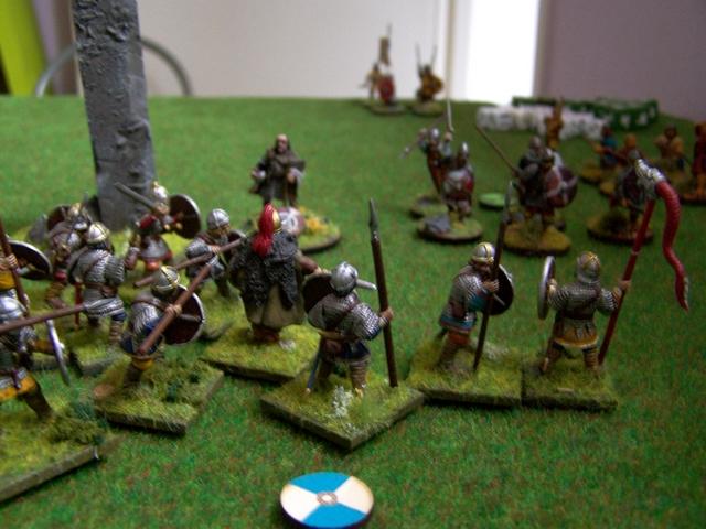 Danois, Saxons et Normands 9932031007646