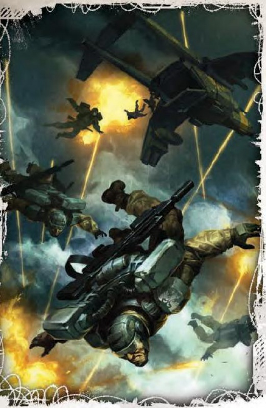[W40K] Collection d'images : La Garde Impériale 994900ElysianDropTroopersDeploying