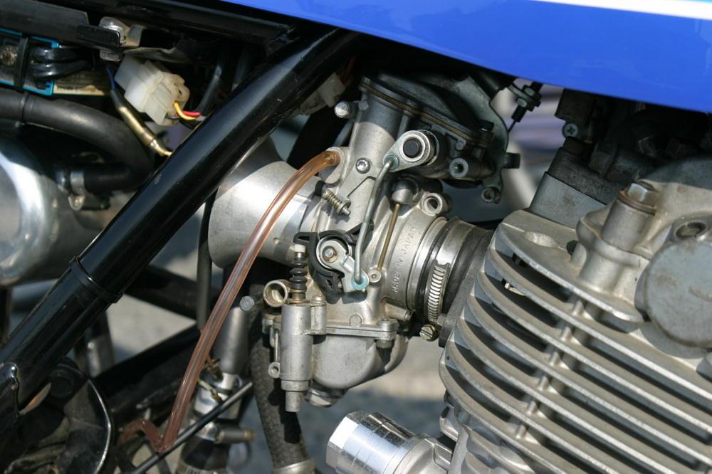 400 SR Upgrade  996115YamahaSR400byRemotion06