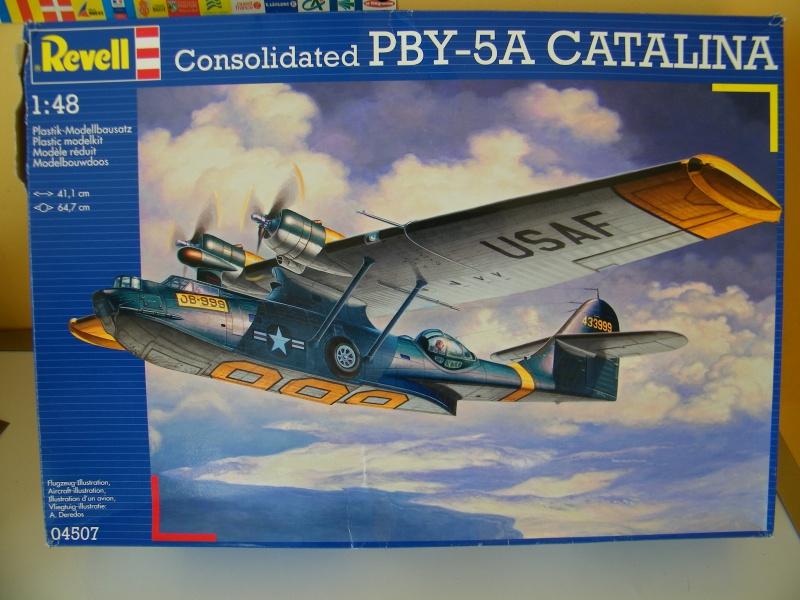 PBY-5 Catalina  Revell 1/48e 9963511001547
