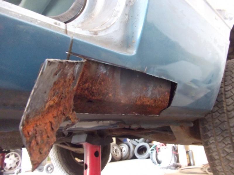 Opel Monza projet piste! 996853DSCF1377