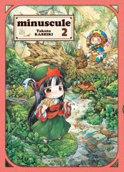 [MANGA] Minuscule (Hakumei to Mikochi) ~ 996915minusculemangavolume2simple226532