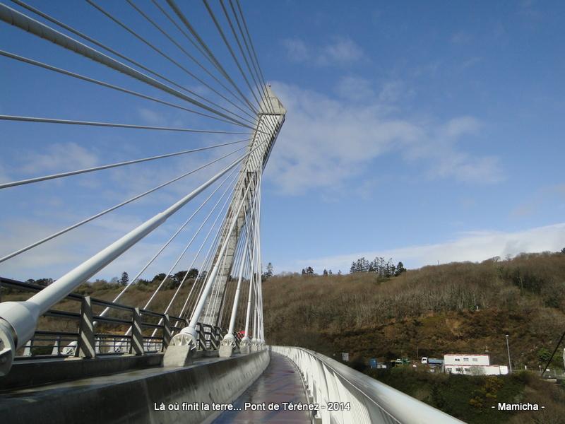 Térénez et son pont 997054SizunCrozonCamaretLandevenec328