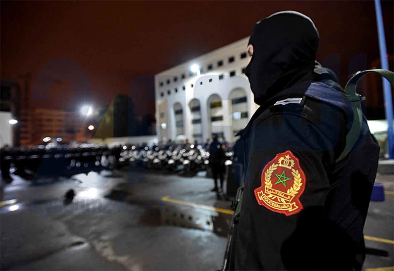 Moroccan Special Forces/Forces spéciales marocaines  :Videos et Photos : BCIJ, Gendarmerie Royale ,  - Page 9 997137338