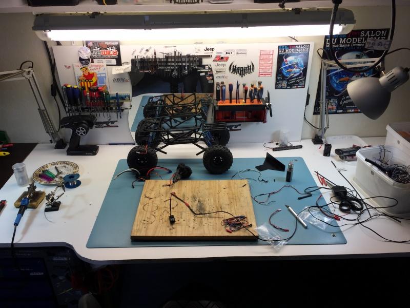 Jeep Rubicon Wraith New Bright 9982356518