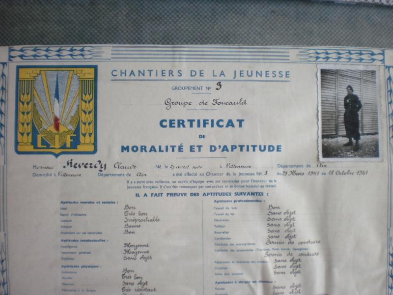 Les chantiers de la jeunesse française / CJF - Page 4 999644P7110102