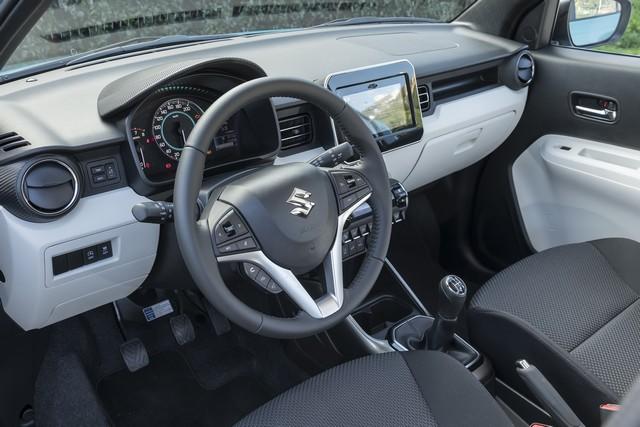 Suzuki IGNIS, Le nouveau SUVultra compact  999653Suzukiignis17
