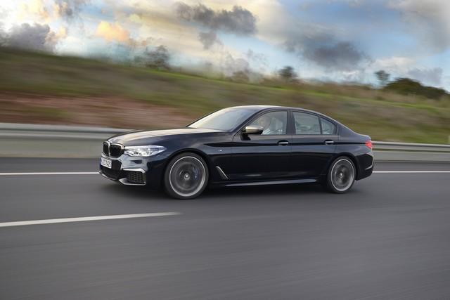 La nouvelle BMW M550i xDrive 999767P90244784highResthenewbmwm550ixd