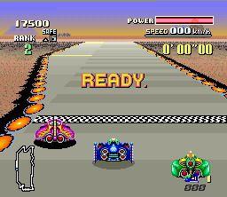 F-Zero - Fiche de jeu Mini_132589452