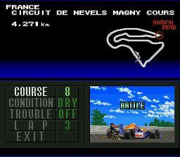 F1 Pole Position - Fiche de jeu Mini_136370922