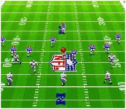 Madden NFL '94 - Fiche de jeu Mini_140198533