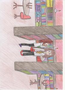 Vos Fanarts Harry Potter - Page 2 Mini_145449HermioneetIsabelleenBibliothque001