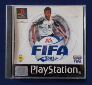 "Jeux ""multi-version"" black label PS1 Mini_164567FIFA20014"