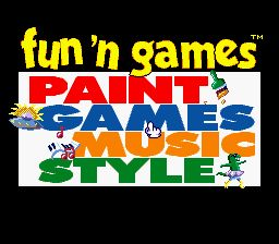 Fun'N Games - Fiche de jeu Mini_166407531