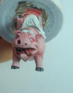 Les réalisations de Pepito (nouveau projet : diorama dans un marécage) Mini_188367Cochongob56