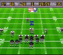 Madden NFL '94 - Fiche de jeu Mini_191329344