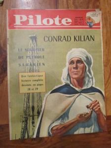 Pilote - Le journal d'Astérix et d'Obélix Mini_205247pilote107