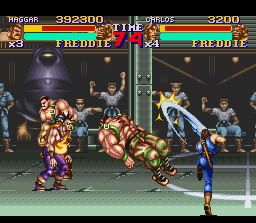 Final Fight 2 - Fiche de jeu Mini_215591143