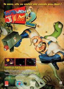 Earthworm Jim 2 - Fiche de jeu Mini_219660EarthwormJim2
