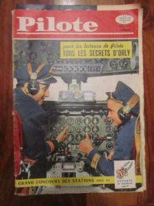 Pilote - Le journal d'Astérix et d'Obélix Mini_234560pilote2