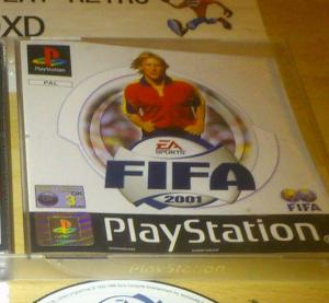 "Jeux ""multi-version"" black label PS1 Mini_246622FIFA20013"