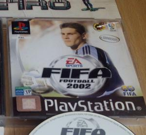 "Jeux ""multi-version"" black label PS1 Mini_250171FIFA20025"