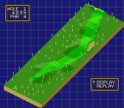HAL's Hole in One Golf - Fiche de jeu Mini_252316302