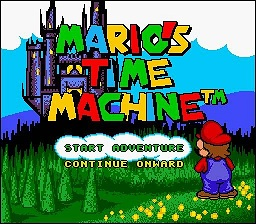 Mario's Time Machine - Fiche de jeu Mini_260186121