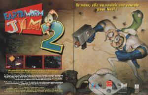 Earthworm Jim 2 - Fiche de jeu Mini_285893EarthwormJim2Pub2