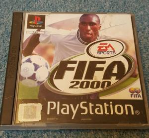 "Jeux ""multi-version"" black label PS1 Mini_288281FIFA20002"