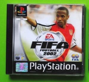"Jeux ""multi-version"" black label PS1 Mini_289341FIFA20022"
