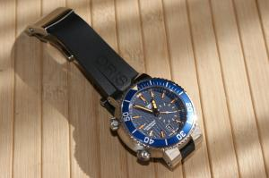 Ma nouvelle (1) : Oris Great Barrier Reef Mini_295363DSC02020