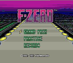 F-Zero - Fiche de jeu Mini_297249711