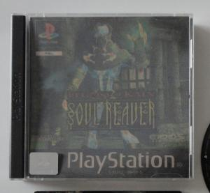 "Jeux ""multi-version"" black label PS1 Mini_301968SoulReaver2"