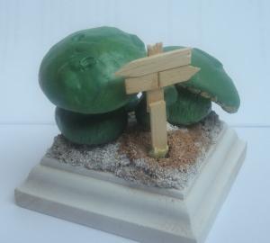 Les réalisations de Pepito (nouveau projet : diorama dans un marécage) Mini_317067Cochongob4