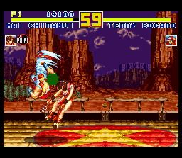 Fatal Fury Special - Fiche de jeu Mini_328478332