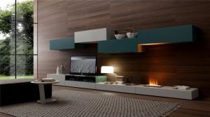 Relooking séjour : meuble TV mural, rideaux et .... Mini_331240Presotto