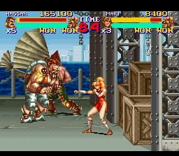 Final Fight 2 - Fiche de jeu Mini_341607652