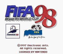FIFA 98 : En Route pour la Coupe du Monde - Fiche de jeu Mini_342151871
