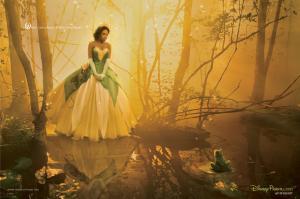 Les stars posent pour Annie Leibovitz pour les campagnes marketing Disney - Page 4 Mini_349528Tiana