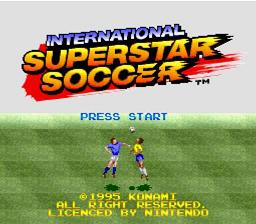 International Superstar Soccer - Fiche de jeu Mini_3532917310