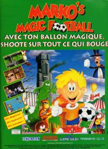 Marko's Magic Football - Fiche de jeu Mini_358103MarkosMagicFootball
