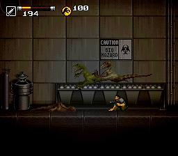 Jurassic Park Part 2 : The Chaos Continues - Fiche de jeu Mini_360020785