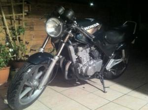 [Avancement] Honda CB 500 Cafe Racer Mini_368910cb5002709124